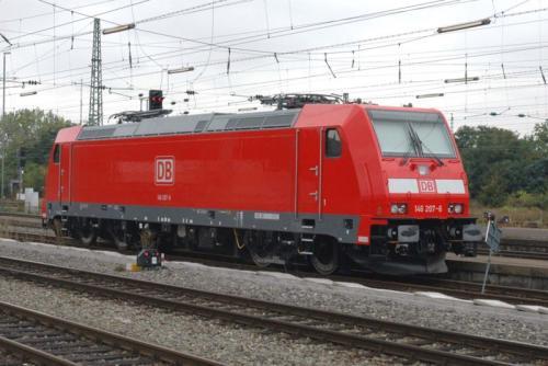 Bombardier Traxx mozdony